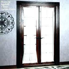 curtain for front door window front door window covering ideas front door window coverings back door