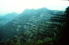 Image result for The genesis of a lava cave in the Deccan