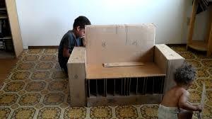 cardboard sofa | memsaheb.net