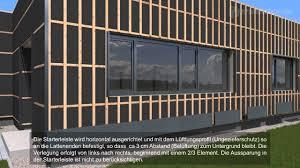 Fassadenverkleidung Kosten Förderung Und Materialien