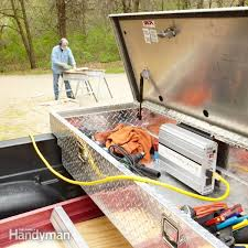 inverter wiring diagram for car inverter image how to turn your truck into a generator the family handyman on inverter wiring diagram for
