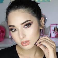 new years eve makeup tutorial laura sanchez video popsugar latina