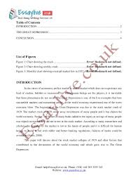 good introduction essay great depression a four paragraph essay example on the great depression