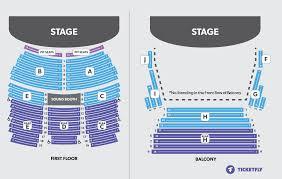 Charleston City Music Hall Seating Chart Charleston Music Hall Seating Chart