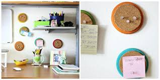 cork board for office. cork board for office wall trashy crafter mini colorful circle memo boards large