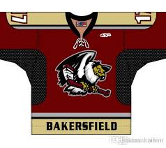 best bakersfield condors jerseys customized your name number sched logos under 50 26 dhgate
