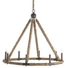 bowline chandelier