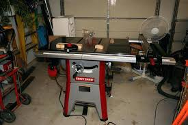 table saw craftsman craftsman contractor table saw model alignment craftsman table saw model 113 parts