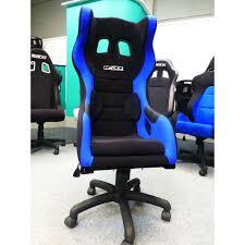 recaro bucket seat office chair. image of blue racing seat office chair recaro bucket