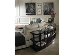 Vanguard Furniture Michael Weiss Curved e Arm Bennett Sectional