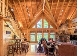 Log cabin interiors designs Cozy Image Katahdin Cedar Log Homes Log Cabin Floor Plans And Houses Log Home Designs Photo Gallery
