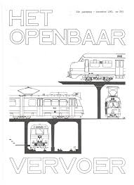 Het Openbaar Vervoer 1981 12