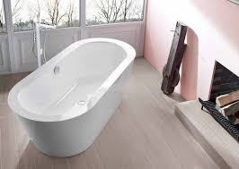 what bathtub material to choose cast iron steel or acrylic home