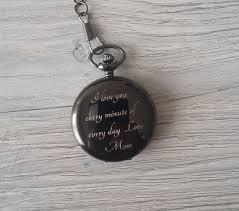 25 best ideas about personalized pocket watch personalized pocket watch groomsmen gift groom fathers by sfdizayn