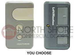 sears garage door opener remote. Sears Craftsman Garage Door Opener Remote Control 3 Function 53879 13953879