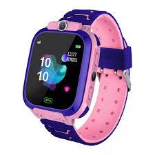 Kid Đồng Hồ Thông Minh Trẻ Em Thông Minh Đồng Hồ Điện Thoại Không Thấm Nước  LBS Smartwatch Đồng Hồ Định Vị Từ Xa Thẻ SIM 2G Cho Trẻ Em