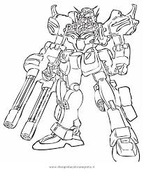 Gundam X Colouring Pages Happy Coloring