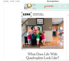 essay family life essay wizard the wizard of oz essay gxart  ny times introduces readers to lds family quadruplets in ny times introduces readers to lds family