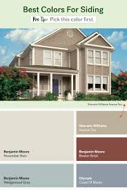 outdoor paint colorsThe Most Popular Exterior Paint Colors  Life at Home  Trulia Blog