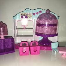 Find More Shopkins Cupcake Queen Cafe Playset For Sale At Up To 90 Off