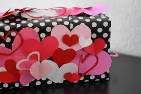 Decorate Valentine Box kickin' it old school valentine's boxes One Lovely Life 2