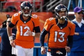 Denver Broncos Projected Depth Chart 2017 Early Free Agency