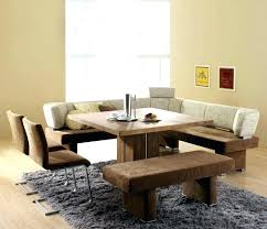 table with bench seat best dining table bench seat ideas on in prepare dining room set