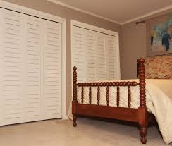 southern shutter company interior designline fixed louver shutter used as closet door