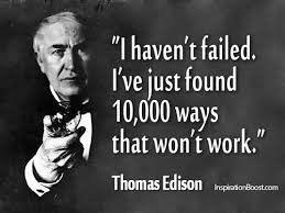 Thomas Edison Quotes Classy Thomas Edison Quotes Inspiration Boost Inspiration Boost