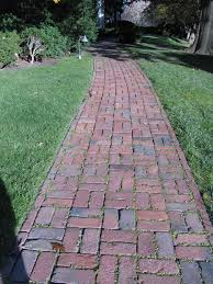 Brick Walkway Patterns Adorable The Beautiful Paver Walkway Patterns Ideas Orchidlagoon