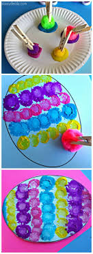 Easy Painting 19 Fun And Easy Painting Ideas For Kids Homesthetics Inspiring
