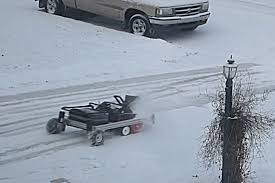 Remote Controlled Snow Blower – Pure Genius [Video]