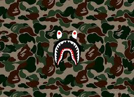 supreme x bape iphone wallpaper low onvacations wallpaper image