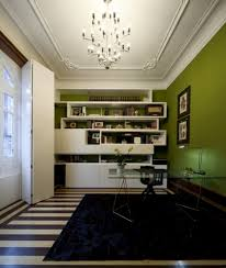 office decorative. Cute Picture Of Modern Green Home Office Decoration Using Square Black  Furry Decorative Shaped Rug Including Light Wall Paint And Office Decorative