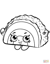 Small Picture Shopkins Season 1 coloring pages Free Coloring Pages