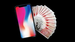 iphone x price. iphone x will cost at least £145 more in the uk than us | gizmodo iphone price