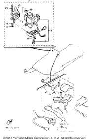 1992 yamaha exciter ii ex570s oem parts babbitts yamaha partshouse electrical 2