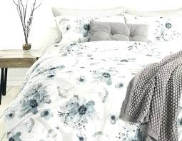 grey white duvet cover blue and striped ikea covers twin bed