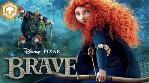 Brave (2021) - Công Chúa Tóc Xù