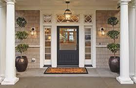 outdoor entryway lighting