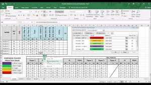 Track Progress In Excel Microsoft Excel How To Track Student Progress Using Levels