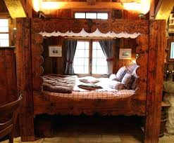 Enclosed Bed Frame Awesome Canopy Bed With Enclosed Bed For Travel ...