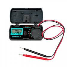 All-Sun <b>EM3081 Digital Multimeter</b> for Measuring DC and AC Voltage