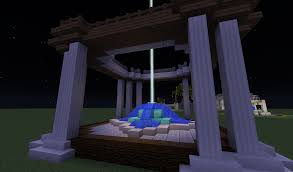 Beacon Design Beacon Fountain Design Beacon Minecraft Fountain Design