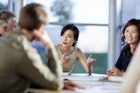 choose a business legal structure for your retail business business people talking in meeting