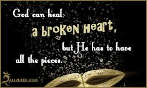 Heal Broken Heart Quotes Magnificent God Can Heal A Broken Heart In Love Quotes And Sayings
