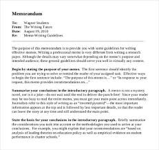 12 Business Memo Templates Free Sample Example Format