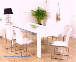 white gloss dining table set elegant white kitchen table and chairs