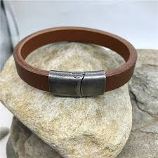 china natural genuine monogram mens brown leather friendship name wrap bracelets china mens brown leather bracelet monogram leather bracelet