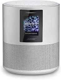 Bose Home Speaker 500 mit integrierter Amazon Alexa-Sprachsteuerung Silber:  Amazon.de: Audio & HiFi